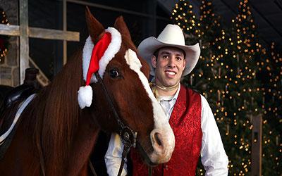 Kerst bij Buffalo Bill